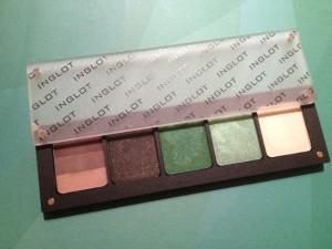 inglot palette