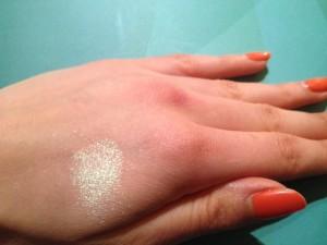 inglot swatch pigmento 45