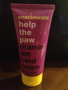 Anatomicals vitamin rich hand cream