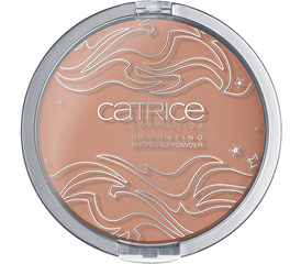 Catrice limited edition hip trip hydrating bronzing powder
