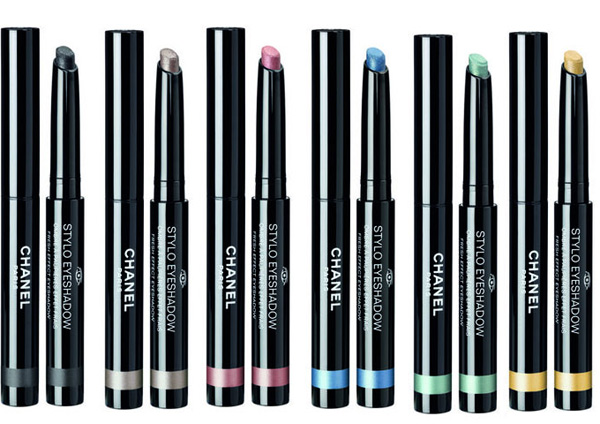 Chanel summer collection 2013 stylo eyeshadow