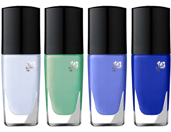 Lancome Aquatic summer color collection 2013 smalti vernis in love