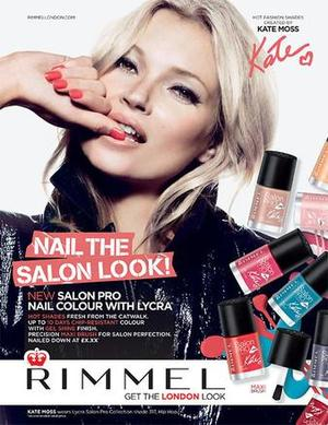 Rimmel smalti Kate Moss