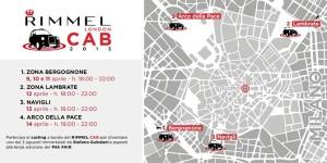 Rimmel Cab appuntamenti