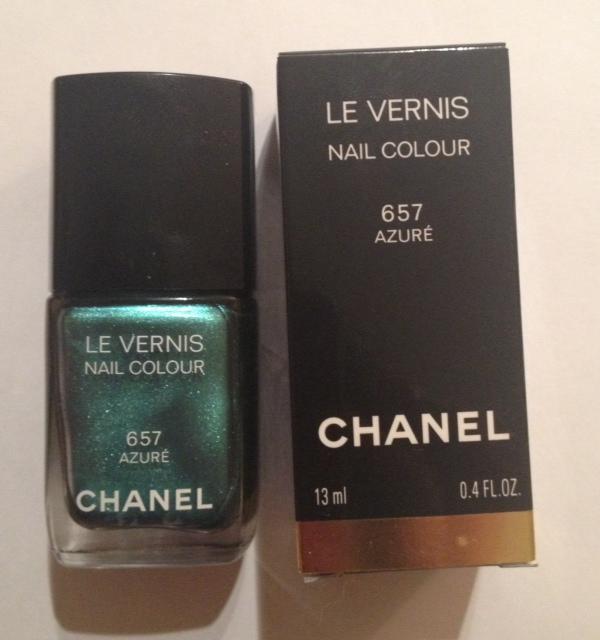 Smalto Chanel Azure 657 estate 2013