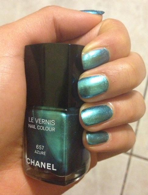 Smalto Chanel Azure 657