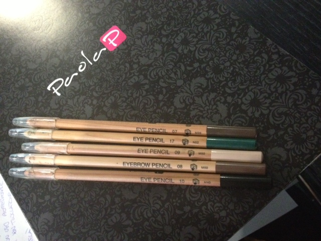 eye pencil PaolaP make-up
