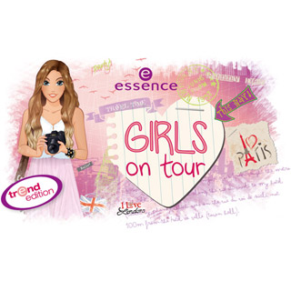 essence collezione limitata girls on tour