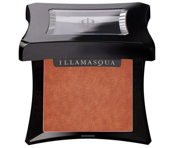 limited edition illamasqua paranormal blush gleam