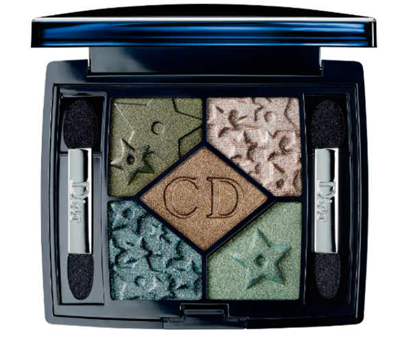 Dior Mystic Metallic autunno 2013 eyeshadow palette Bonne Etoile