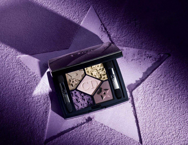 Dior Mystic Metallic autunno 2013 eyeshadow palette Constellation