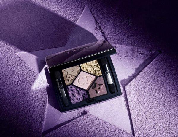Dior Mystic Metallic autunno 2013 eyeshadow palette Constellation