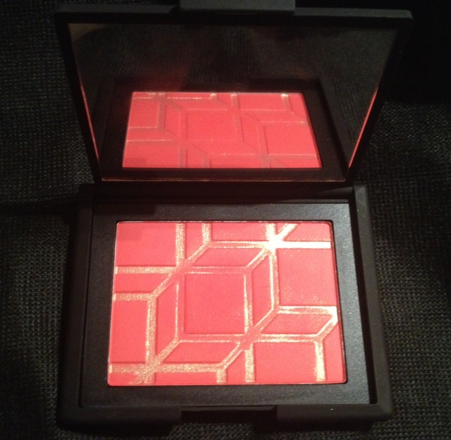 Pierre Hardy for NARS blush palette boys dont cry front
