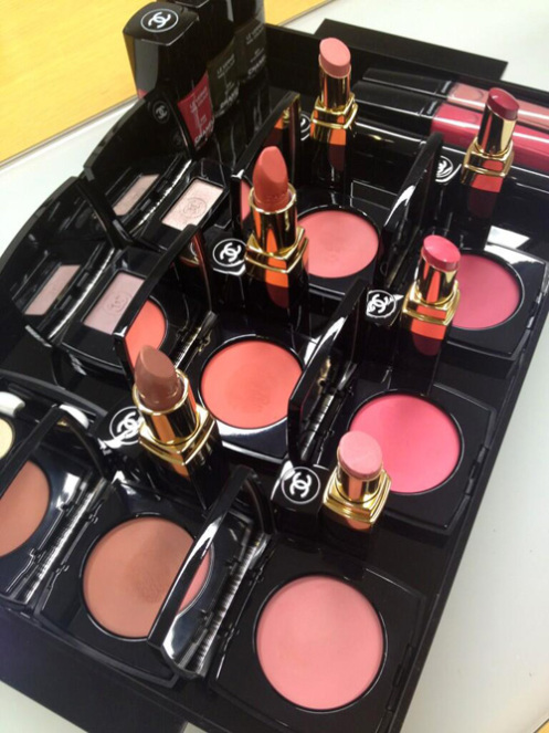 chanel fall 2013 superstition le blush creme