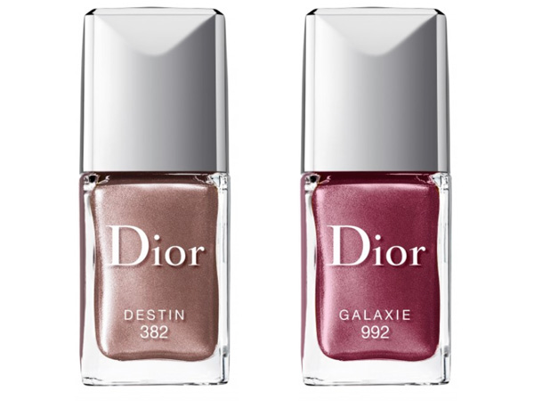 Dior Mystic Metallic autunno 2013 smalti