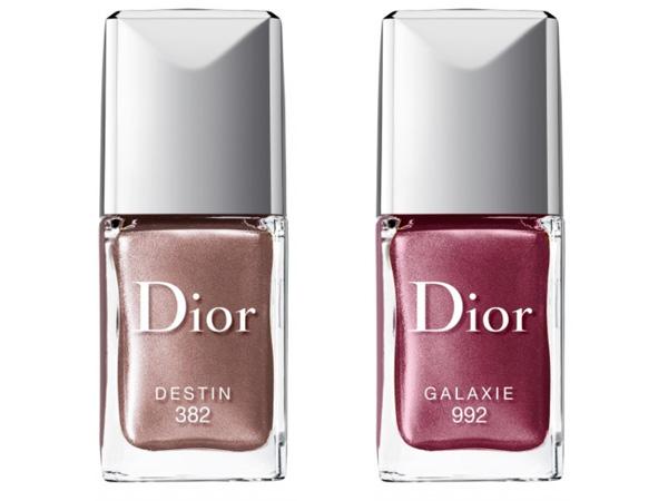 Dior Mystic Metallic autunno 2013 smalti