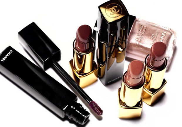 Chanel Moire Le Rouge autunno 2013