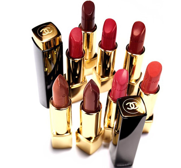 Chanel Moire Le Rouge rossetti Rouge Allure