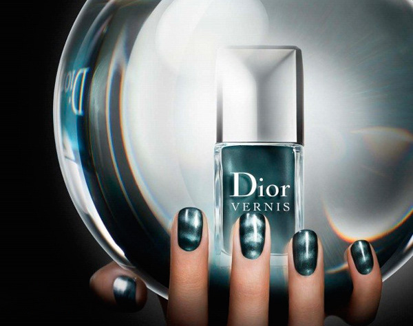 Dior Mystic Metallic autunno 2013 smalto magnetic vernis