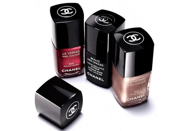 smalti Chanel Moire Le Rouge