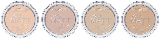 catrice nuovi prodotti 2013 all matt powder
