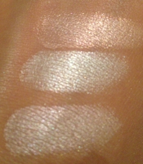 essence limited edition me and my ice cream eyeshadow swatches