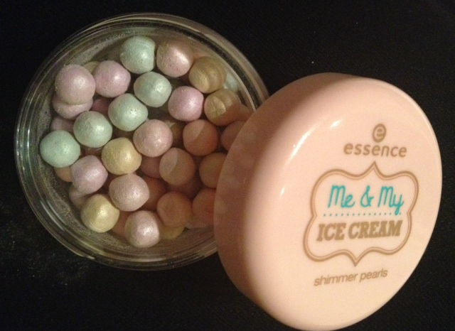 essence limited edition me and my ice cream perle illuminanti