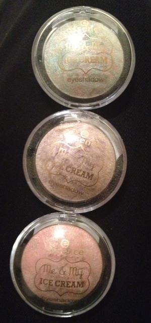 essence limited edition me and my ice cream eyeshadow