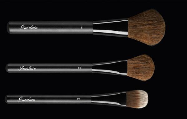 makeup guerlain autunno 2013 face brush
