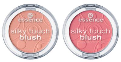 nuovi prodotti essence autunno 2013 silky touch blush