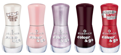 nuovi prodotti essence autunno 2013 smalti color and go