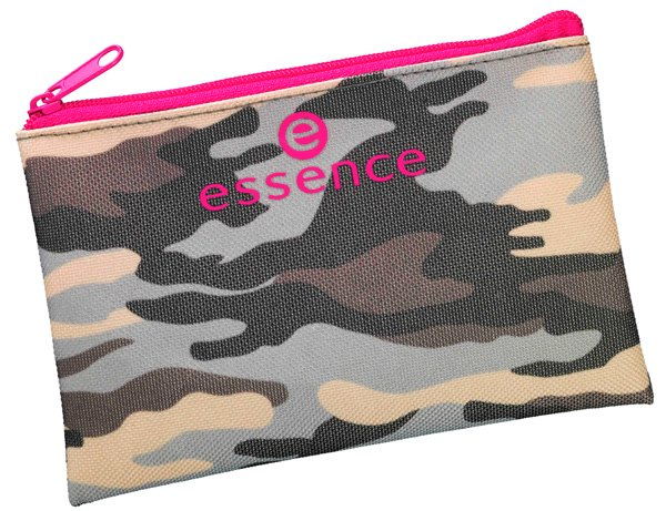 ollezione make-up Essence autunno 2013 Be Loud! make-up bag