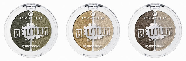 ollezione make-up Essence autunno 2013 Be Loud! duo eyeshadow