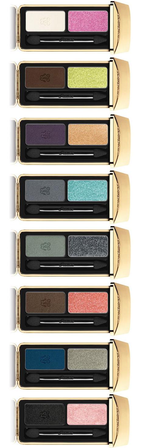 guerlain makeup autunno 2013 voilette de madame eyeshadow