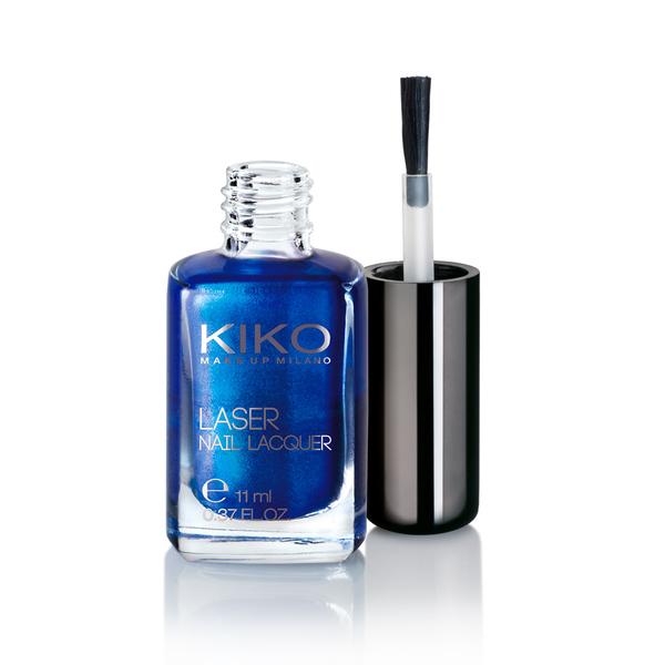 kiko autunno 2013 dark heroine laser nail lacquer