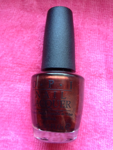 OPI German-Icure By OPI