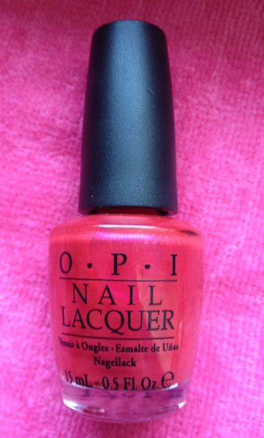 OPI Ladies & Magenta Man