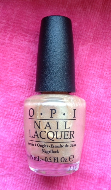 OPI Up Front & Personal
