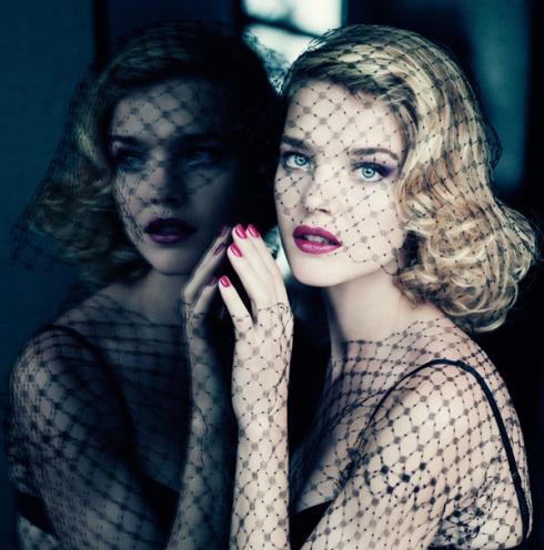 guerlain makeup autunno 2013 voilette de madame