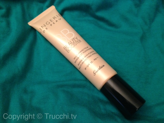 GuerlainBB cream Lingerie de Peu Beauty Booster