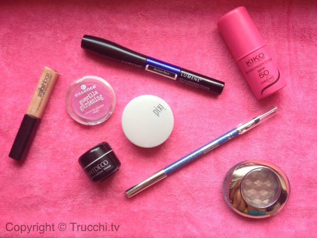 makeup and beauty i prodotti più utilizzati