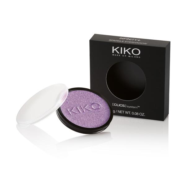 ombretti in cialda Kiko infinity+ sparkle eyeshadow