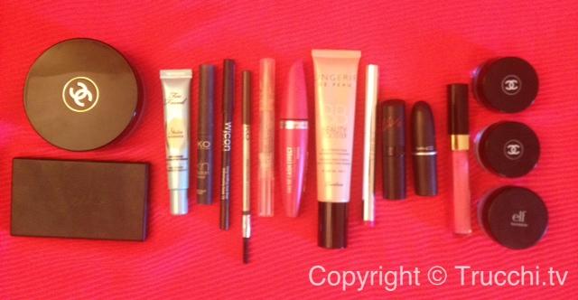 Make-up and Beauty: I Prodotti Più Utilizzati - August Most Played