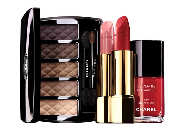 Collezione makeup Natale 2013 Nuit Infinie Chanel
