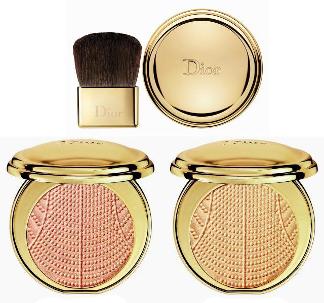 Dior Golden Winter Diorific Illuminating Powder