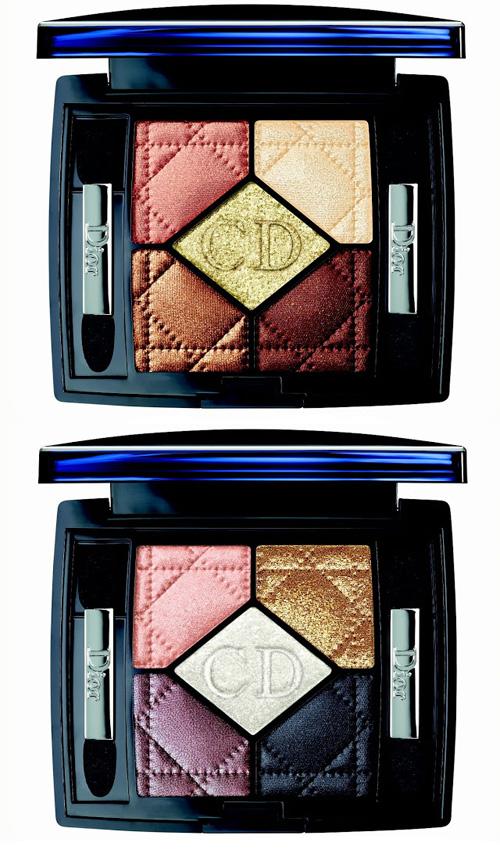 Dior Golden Winter Dior 5 Couleurs Eye Palette
