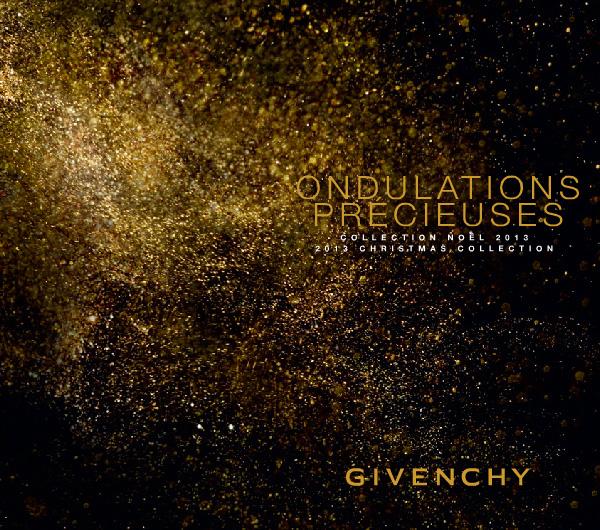 Christmas Make-up Givenchy Ondulations Precieuses Natale 2013