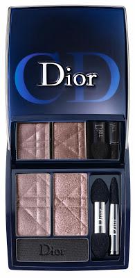 Dior Golden Winter 3 Colors Glow Palette