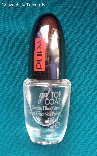 gel top coat pupa
