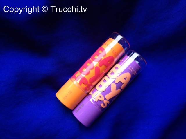 maybelline baby lips 1